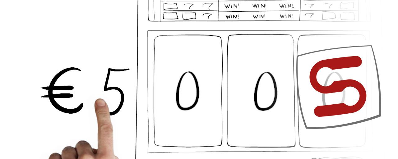 Zahlen rüberbringen...